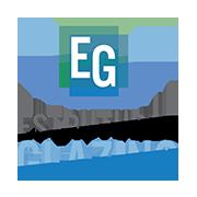 logomarca estrutural glazing
