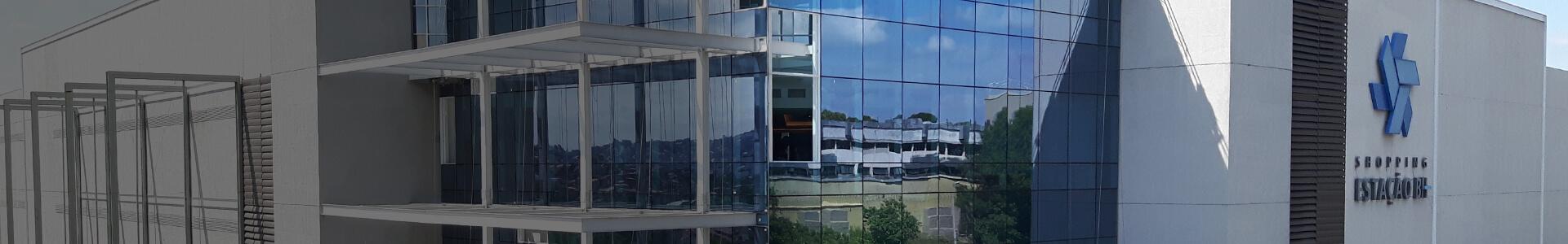 Obra de Fachada da Estrutural Glazing